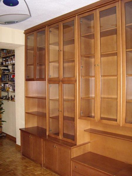 Библиотеки - мебель в размер.